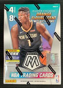 2019-20-Panini-Mosaic-Blaster-Box-32-NBA-Cards-Sealed-ZION-Morant-Basketball
