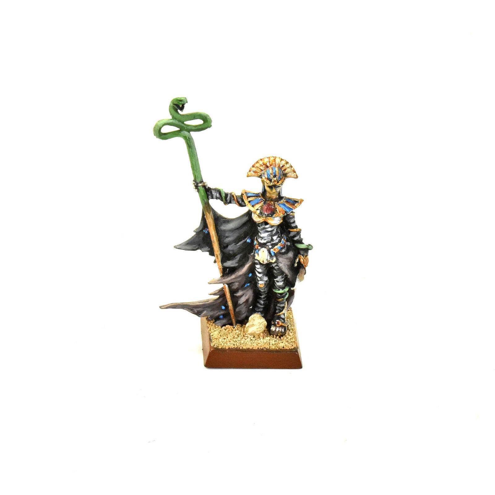 Tumba de Reyes alta REINA KHALIDA Pro pintado warhammer fantasy