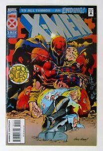 X-Men #41 Marvel Comics 1995 NM Legion Quest part 4 Deluxe Direct Edition