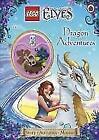 LEGO Elves: Dragon Adventures von Ladybird (2016, Taschenbuch)