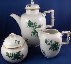 Augarten-Porcelain-Maria-Theresia-Mocha-Coffee-Set-Porzellan-Service-Wien-Vienna
