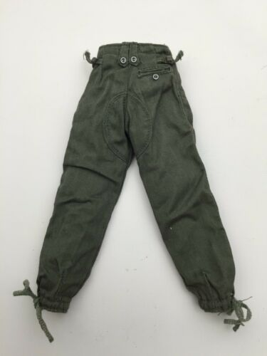Free US Shipping WWII German Battle Trouser Grossdeutschland DID 1//6th Scale