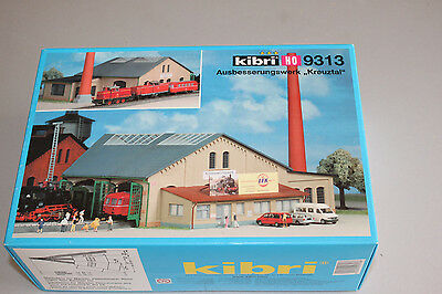 "Kibri 9313 Kit Riparazione Fabbrica ""kreuztal"" Traccia H0 Ovp-erk ""kreuztal"" Spur H0 Ovp It-it Mostra Il Titolo Originale"