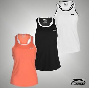 036609f655 Image is loading Ladies-Slazenger-Stylish-Sleeveless-Court-Tank-Top-Sizes-
