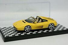 Base BBR Kit Monté 1/43 - Ferrari 348 TS Jaune