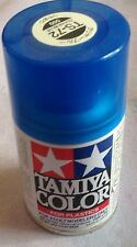 COLORE AIRSPRAY CLEAR  BLUE - TAMIYA (TS-72)