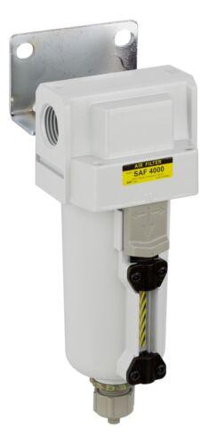 FactoryDirect Compressed Air Compressor Particulate Filter 1/2 Manual Metal Bowl