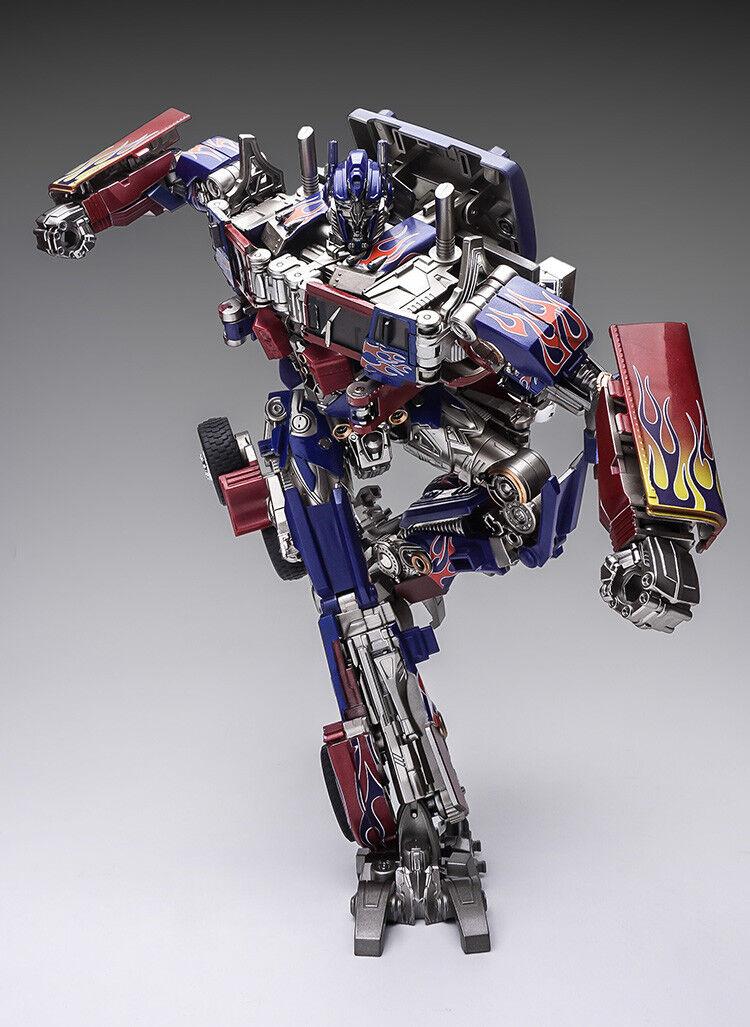 WEIJIANG WEI JIANG SS05 SS-05 Optimus Prime Oversized MPSS Commander Transformer