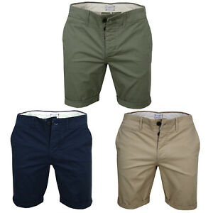 Jack-amp-Jones-Herren-Chino-Shorts-Chinohose-Chinos-Bermudas-Farb-Mix-Neu