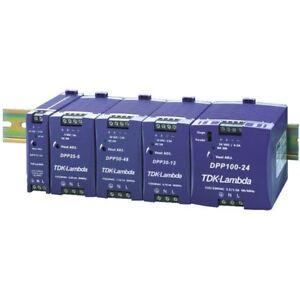TDK-Lambda-dpp120-24-DIN-Rail-Alimentation-electrique-120W-24V