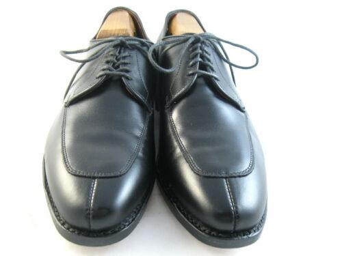 "Allen Edmonds ""DELRAY""  Oxfords 9 D  Black   (177)"
