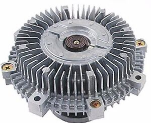 For Frontier NV1500 NV2500 NV3500 Pathfinder Xterra Engine Coling Fan Clutch New
