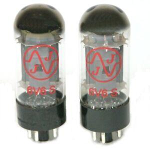 JJ-Tesla-6V6-Power-Tubes-matched-pair