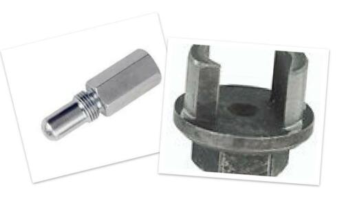 new Husqvarna 351 42 242 460 Clutch Removal Repair Tool /& Piston Stop