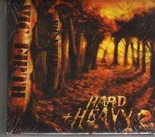 (CD593) Vic Firth Artist Series, Hard + heavy 2 - sealed double DJ CD