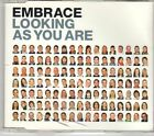 (DY747) Embrace, Looking As You Are - 2004 DJ CD
