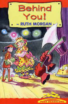 (Good)-Pont Readalone: Behind You! (Paperback)-Morgan, Ruth-1843232693