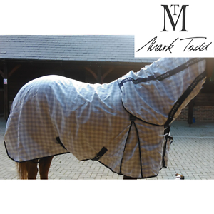 Mark Todd Comprehensive Combo Rug (Cotton Sheet for Travelling, Stable, Field)