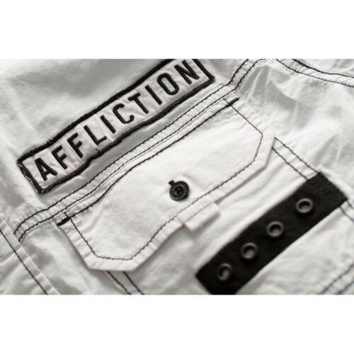 Hemd Reform Hemden Affliction Affliction Weiß Hemd gqzw8gxE