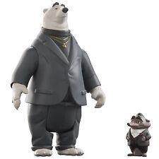 Disney Zootopia Character 2-Pack Mr.Big And Koslov Figures