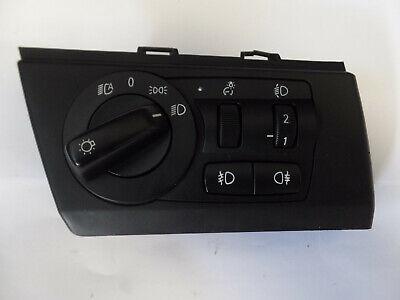 BMW X3 E83 LCI 2006-2010 GENUINE LIGHT SWITCH UNIT 3420282
