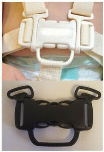Baby High Chair Seat Harness Clip Replacement for Peg Perego Prima Pappa Zero