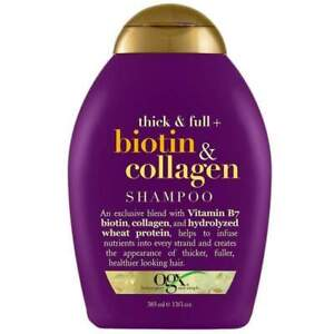 OGX THICK AND FULL BIOTIN AND COLLAGEN SHAMPOO 13 FL OZ