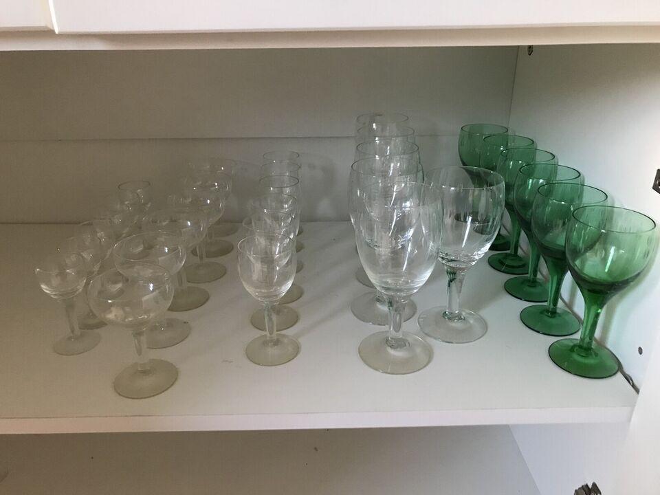 Glas, Holmegaard Kirsten Pihl
