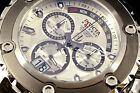 Invicta Reserv Specialty Subaqua Swiss Retrograde Chronograph Silver Dial Watch