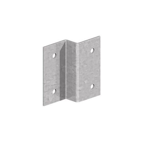 """Trellis Z Clip Fence Panel Z Clip Pre-Galvanised 60mm 2 1//2/"""""""