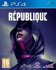 Republique PS4 * NEW SEALED PAL *
