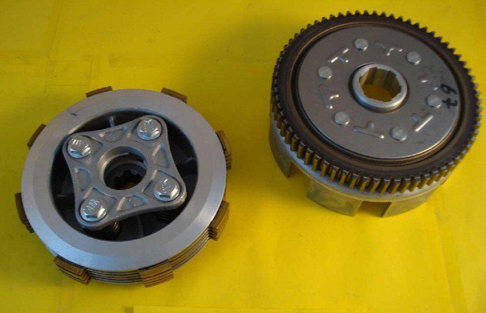Hmparts 5 Discs Coupling Set Dirt Max Yx 140 150 160 Ccm Dirt Bike Pit Bike