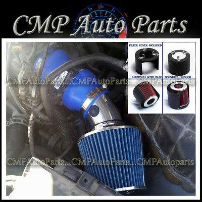 RED 98-04 CADILLAC SEVILLE SLS//STS 4.6L AIR INTAKE KIT FILTER COVER