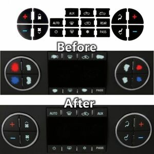 Image Is Loading Ac Dash On Repair Kit Decal Stickers Replacement