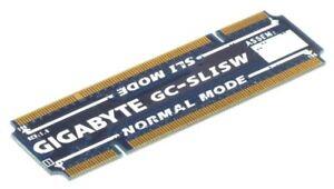 Gigabyte-Gc-Slisw-Pci-E-Graphics-Tarjeta-Sli-Selector-Interruptor-Normal-Modo