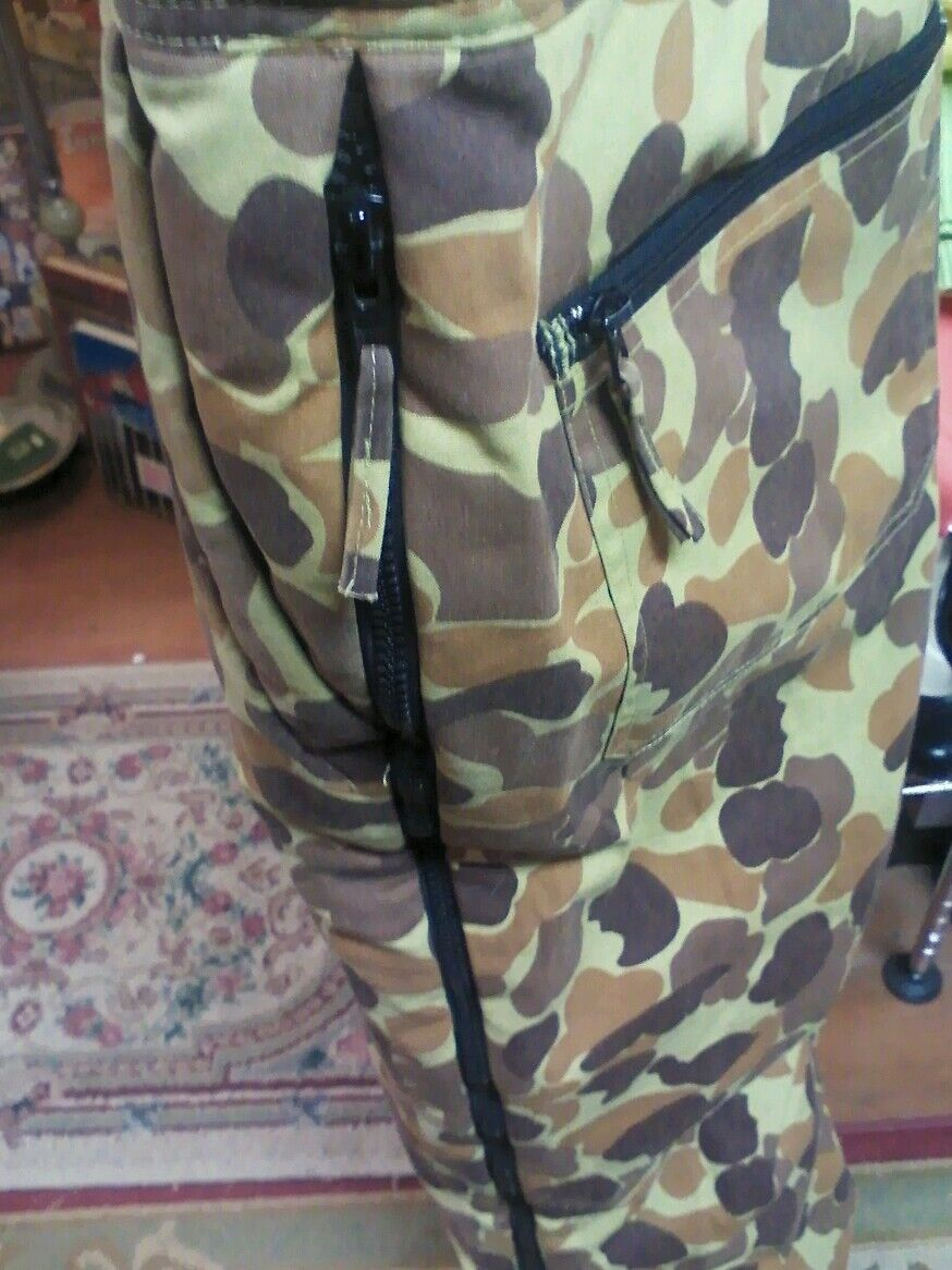 RAERWIKS CAMMO HUNTING AND BIBS AND HUNTING COAT SIZE XL 1959b5