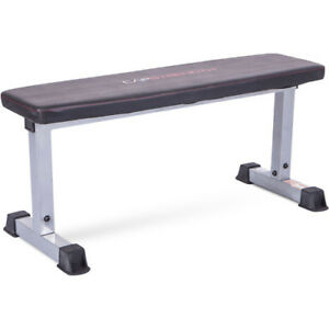 CAP-Strength-Flat-Utility-Bench-Weight-Lifting-Gym-Workout-Fitness-Home-Exercise