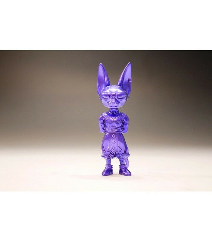 FIGURE DRAGONBALL SUPER BEERUS 7 CM BILLS ABSOLUTE CHOGOKIN DZ-11 SECRET Farbe 1