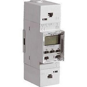 Horloge Modulaire Tableau électrique Digital 821775 Ebay
