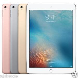 "Apple iPad Pro 32gb WiFi 9.7"" 9.7 inch Wi-Fi Tablet 2016 New Cod Agsbeagle"