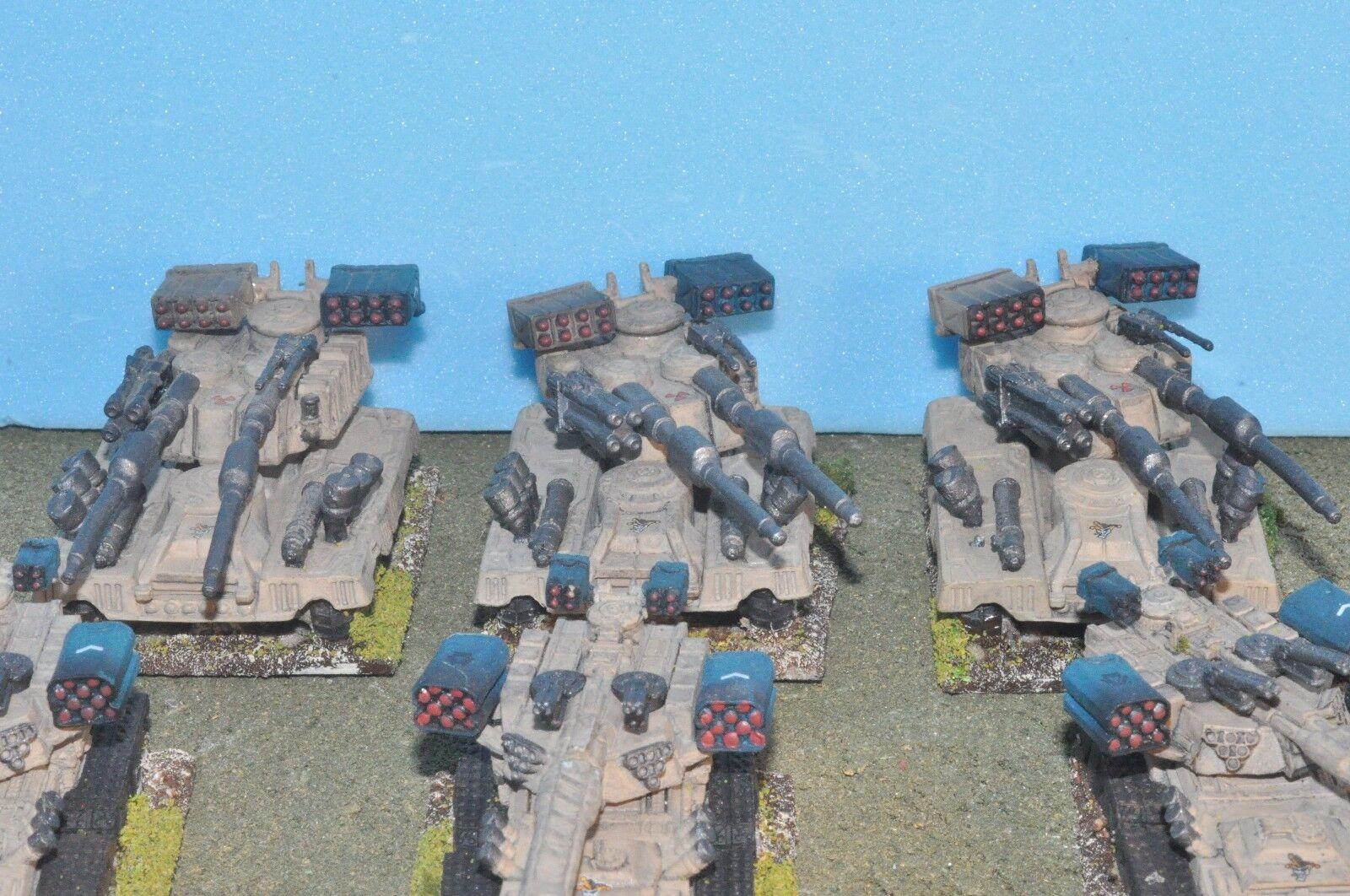 Mechwarrior battletech dropzone dropzone dropzone commander 6 heavy tanks (15084) FASA ral partha 56bbc7