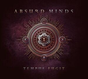 ABSURD-MINDS-Tempus-Fugit-2nd-Edition-CD-2017