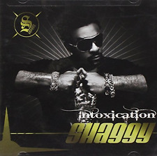 Shaggy-Intoxication  CD NEW