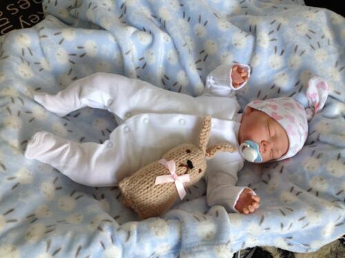 Prezzo ridotto neonato bambino amichevole reborn doll Carino
