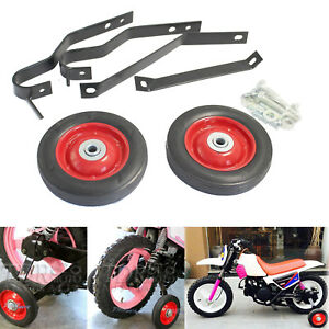 Kids Dirt Bike Training Wheels For Pw50 Py50 Mini Bike Yamaha Peewee 50cc Pw50 Ebay