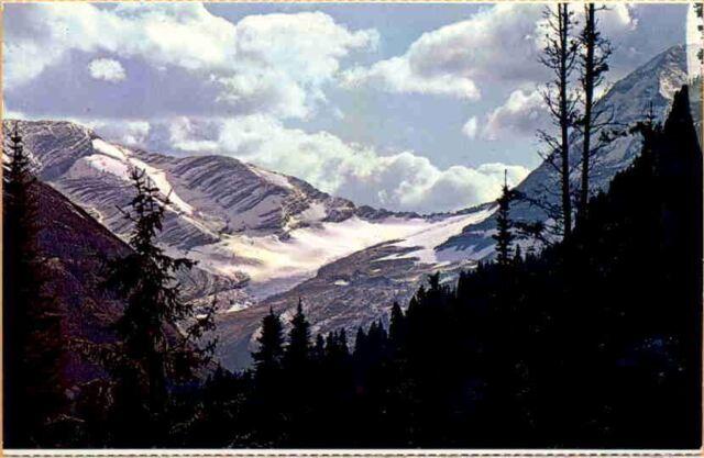 (mb3) Glacier National Park: Jackson Glacier