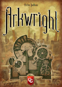 Arkwright  PRESALE board game 2nd edition (2018) New