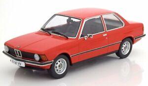 BMW 318i - E21 - 1975 - red - KK 1:18
