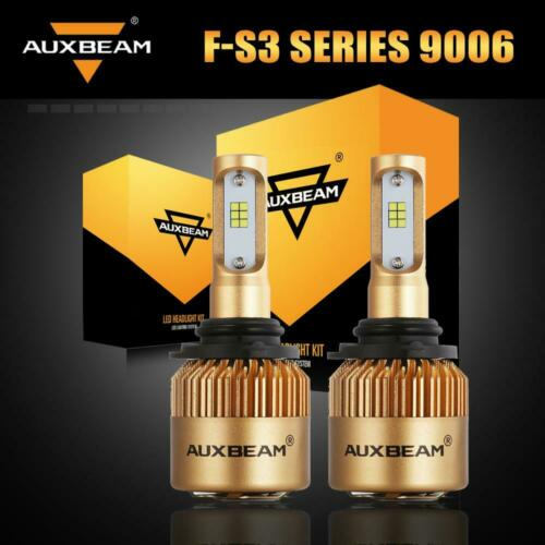 Auxbeam 9006 HB4 72W 8000LM LED Headlight Conversion Kit Low Beam 6500K White