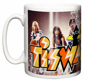 Dirty Fingers Mug, Tiswas British children's TV series Retro Gift